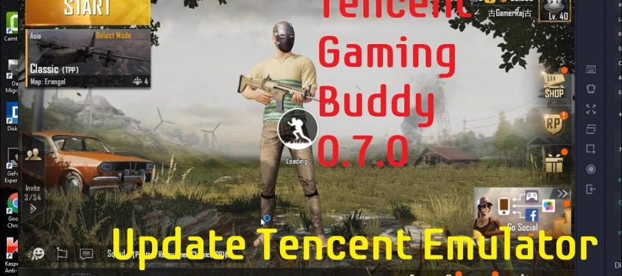 How To Update Tencent Gaming Buddy Emulator PUBG To 0 7 0 – WORLD 4