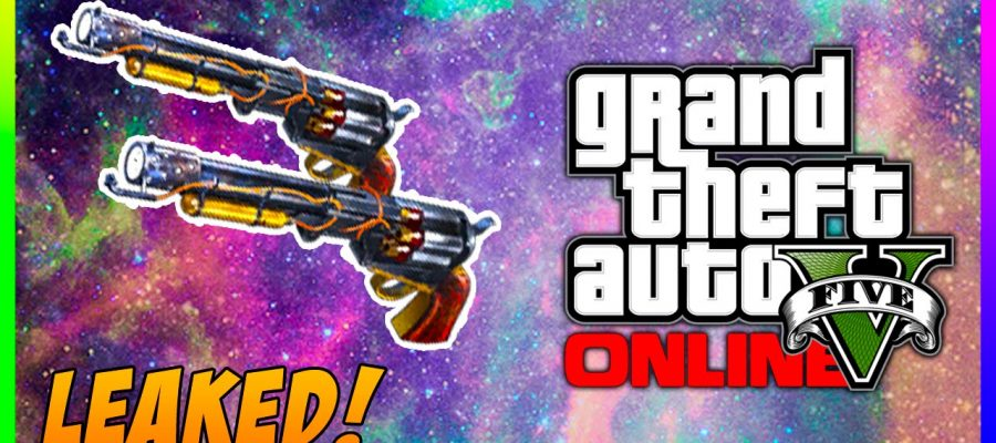 GTA 5 Leaked Thermite Bomb & Flare Gun DLC Weapons
